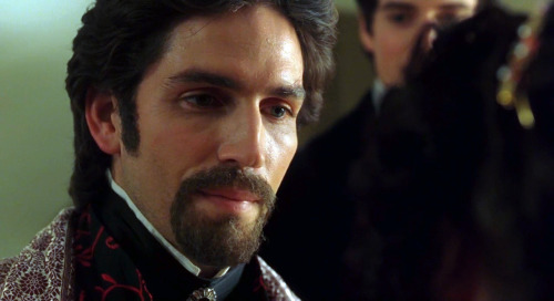 Jim Caviezel as Edmond Dantes in The Count of Monte Cristo