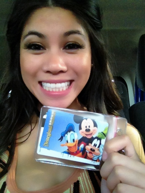 My best friend got me an annual pass..What does yours get you??!