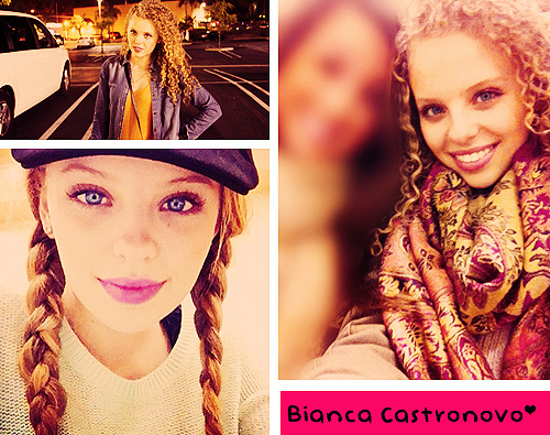 icondollz:  the beautiful Bianca c: