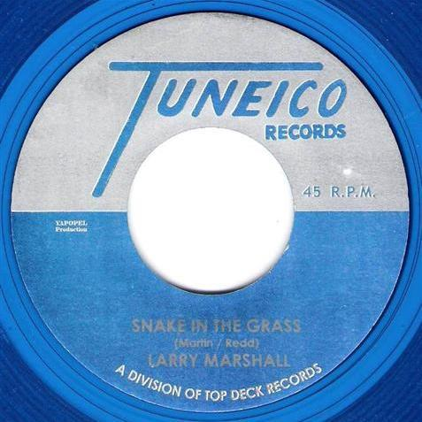 Larry Marshall - Snake In The Grass