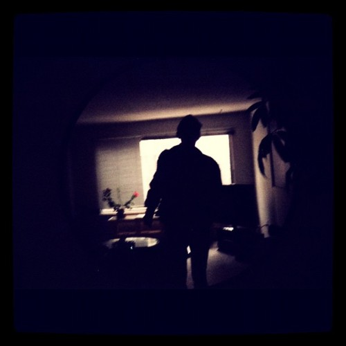 self/silhouette ©CL