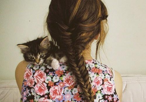Cute girls hairstyles braids