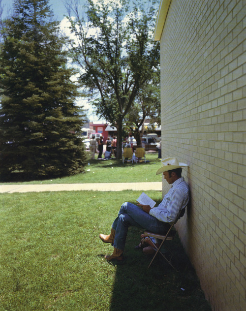 Clarendon, Texas, July 4, 1978 Stephen Shore