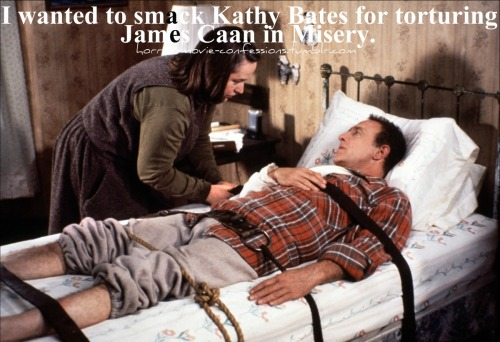 """I Wanted to Smack Kathy Bates for Torturing James Caan in Misery"""