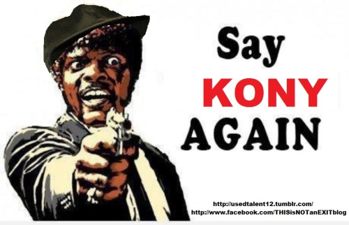 KONY FICTION