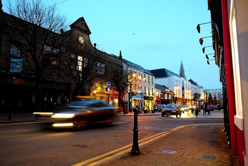 Despite all, my most favorite town of Ireland - Killarney.