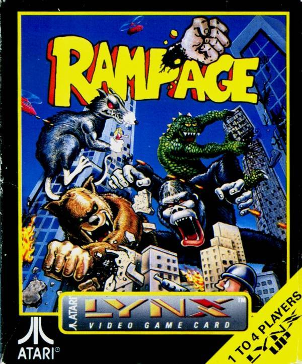 "RAMPAGE game adaptation gets a Screenwriter Source: @geektyrant #screenwriting #film #adaptation ""New Line Cinema has hired screenwriter Ryan Engle to write the the upcoming feature film adaptation of the classic 1980's video game Rampage. The studio is hoping to take this franchise and turn it into a epic film on a small budget.  For those of you who haven't played the video game it revolves around three human characters who mutate into giant monsters that includes a giant Godzilla lizard, a werewolf and a King Kong gorilla. The three go on a rampage destroying big cities while fight off the military, and of course eating people. I loved playing this game growing up, I played it all the time, but I never beat it. It seemed like there was just an endless pit of levels, but it …."""