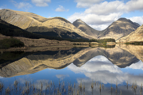 Glen Etive, Glencoe, Scotland by Martin Slowey on Flickr.