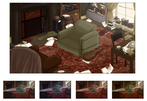 A study of the living room of BBC's Sherlock. Now that thesis is pretty much done, I am trying to practice on things I believe I am weak in :/ I never feel comfortable drawing up backgrounds and I need to get over it. I actually enjoyed drawing this! Which is surprising because most of the time I dread doing this kind of work.And I would love constructive criticism on it. Need to get better better better betterbettrterbeterbrtetrtet.