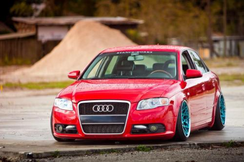 mikenotmatt:  audi! i want those rims