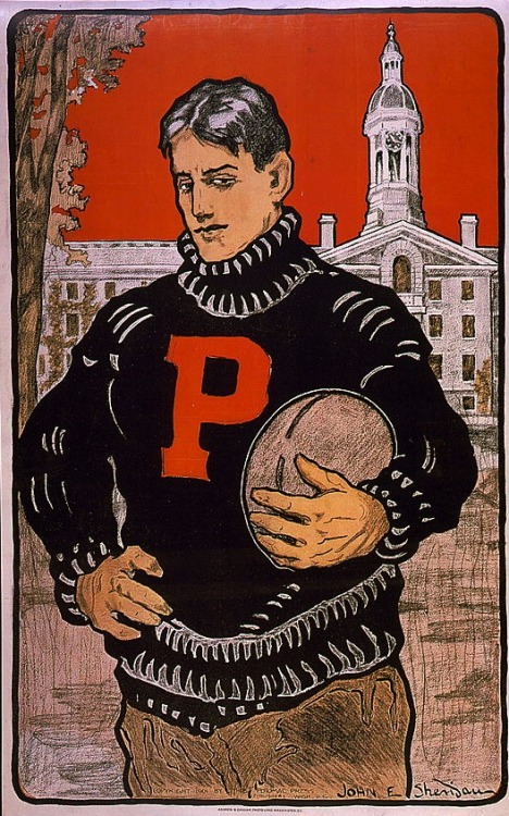 flashbackdandies:  Princeton jock