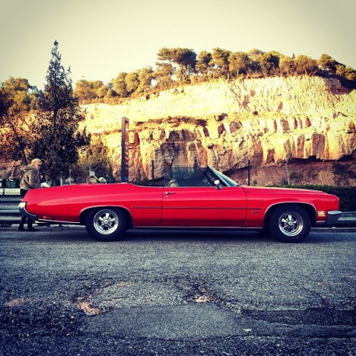 Buick Centurion 1971 (Taken with instagram)