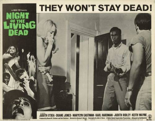85anti:  George A. Romero's Night of the Living Dead (1968)