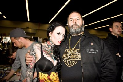tattooconvention frankfurt 2012