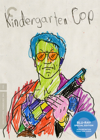 heh.  criterioncorner:  Criterion to Release KINDERGARTEN COP in July as i predicted this morning, Criterion has confirmed that they will be releasing Ivan Reitman's masterful socioeconomic exposé KINDERGARTEN COP on dvd & blu-ray this july. #WhoIsYourDaddy? #AndWhatDoesHeDo?