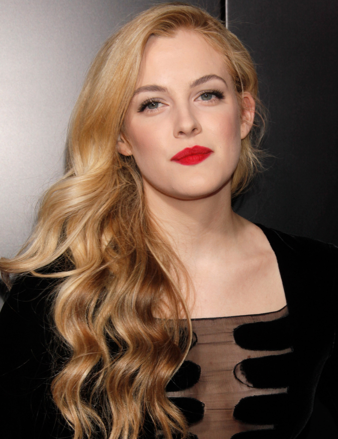 Riley Keough.