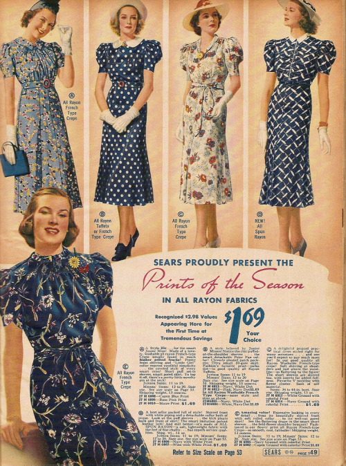 ~ Sears & Roebuck, 1938 via Flickr(click to enlarge)
