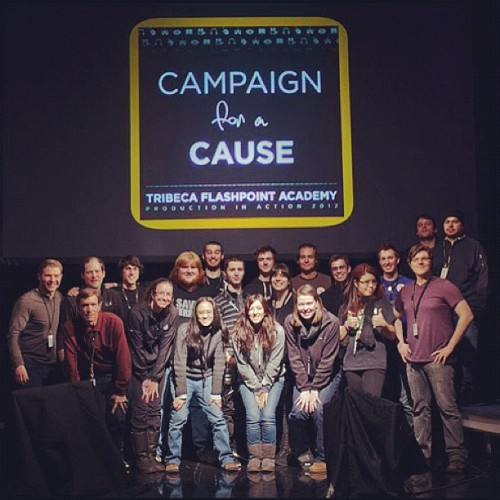 Campaign For A Cause. (Taken with instagram)