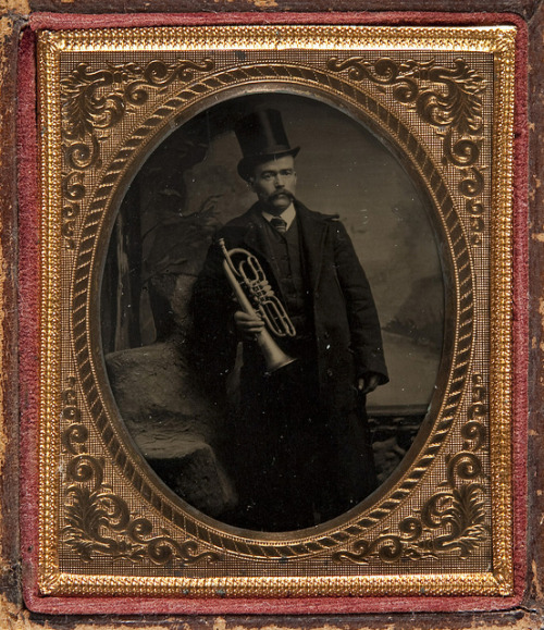 Portrait of a Trumpet Player by Museum of Photographic Arts Collections on Flickr.Look at the photo. Consider what has has just happened here, or what is about to happen here. Who has been here? Who will come here and and what will they do? What kinds of interactions can you imagine? Write one leaf about these or other things that occur to you upon looking at the picture. Do not allow yourself to be limited by what you see. Go.| Write One Leaf + about + ask + random + facebook + twitter | sponsors + You Are a Dog [ Kindle | Google | iBookstore ]