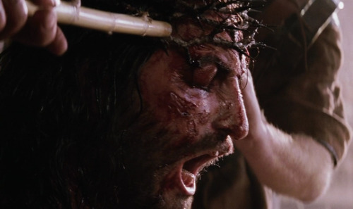"anchortomysoul:  allforhisgreaterglory:  sermoveritas:  ""They clothed him in purple and, weaving a crown of thorns, placed it on him. They began to salute him with, 'Hail, King of the Jews!' and kept striking his head with a reed and spitting upon him.""  For the sake of His sorrowful passion, have mercy on us and on the whole world.  Because by Your Holy Cross, You have redeemed the world. Forgive us Lord, for our betrayal."
