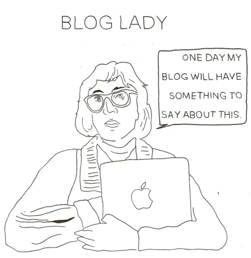 amajor7:  Blog Lady