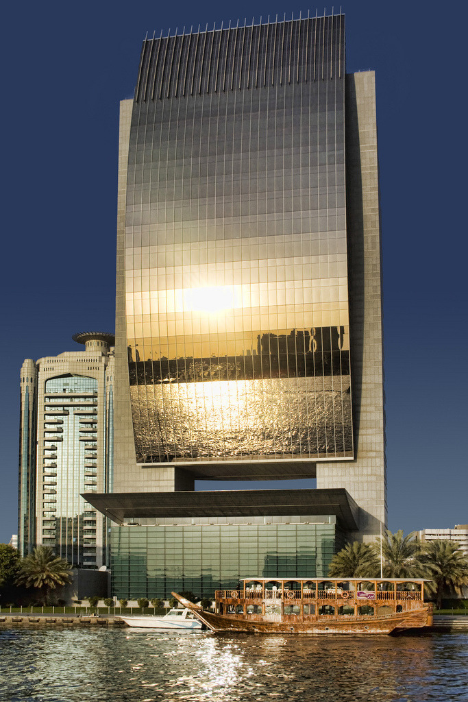 National Bank of Dubai.