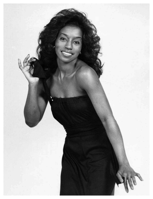 Fayette Pinkney of The Three Degrees (1979)