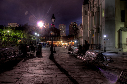 Jackson Square by TravelRinseRepeat on Flickr