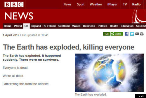 cockenblog:  Hats off to the BBC.