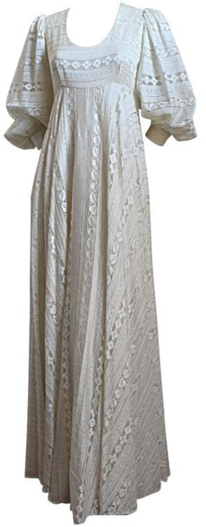 adiakatarina:  omgthatdress:  Dress Thea Porter, 1970s 1stdibs.com  I want this so very, very badly.