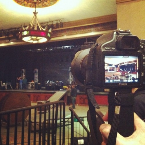 Shooting Reaul (Taken with instagram)