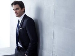 Matt Bomer is the perfect Christian Grey!