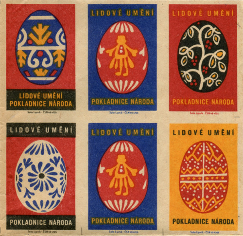 designgallery:  Kraslice: Czech folk art egg designs