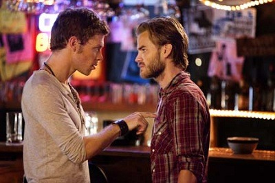 Klaus and David Gallagher! (spoiler alert) I wish they didn't kill David Gallagher!