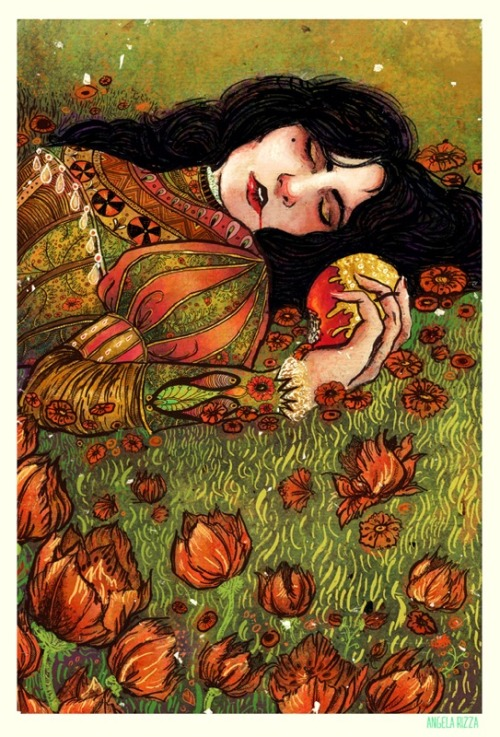 sessarrua:  Snow White by ~Rieoko