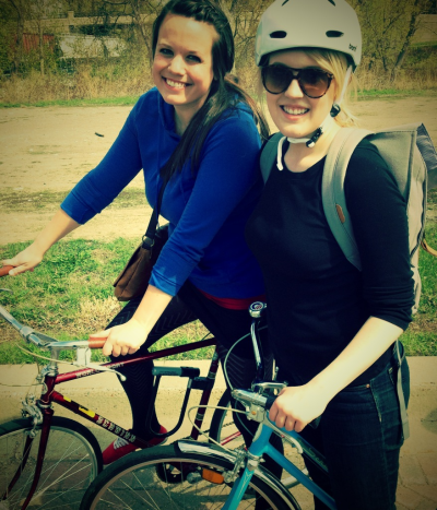 Ladies Who Bike