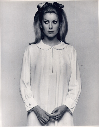 suicideblonde: Catherine Deneuve