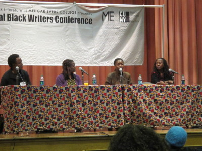 National Black Writers Conference 2012 peep @ brooklife tweets