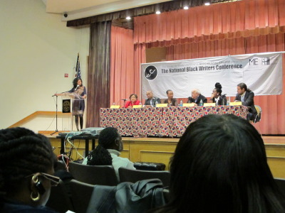 National Black Writers Conference 2012 Social Media Panel see previous @brooklife tweets #Nbwc