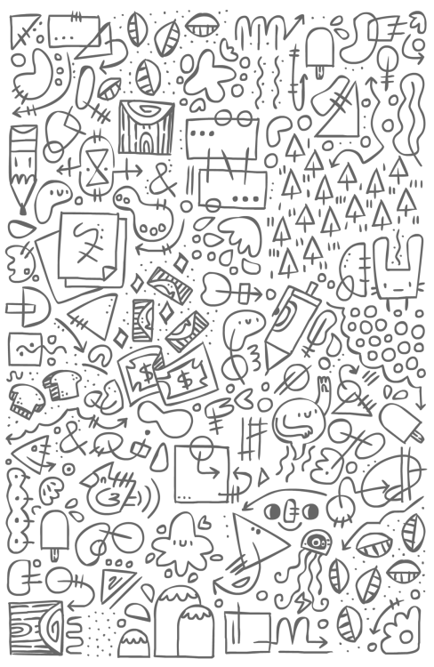 doodle do. (buy the print, shirt & more here!!)