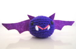 Purple bat