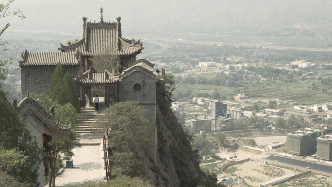 Landscape in Transition: On the Fringe of Reality, Daxiang Mountain, Tianshui, Gansu. There used to be a time, when they existed in the cities and among the people.