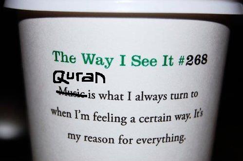 It's Quran