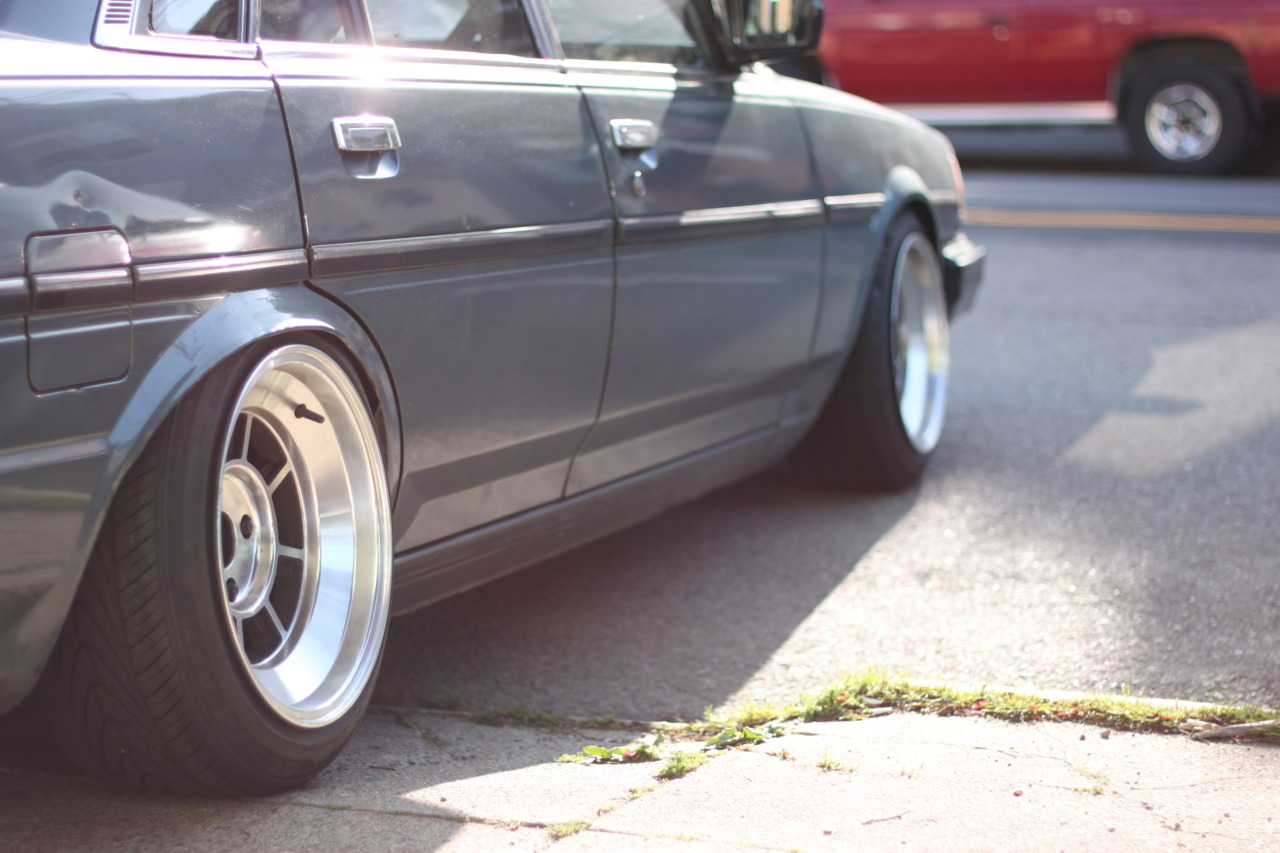 elegantcompany:  agentlemansdriftclub:  LK Jerry  trying out my new lens.