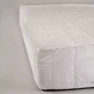 Quilted twin size mattress protectors are very useful on a twin size bed