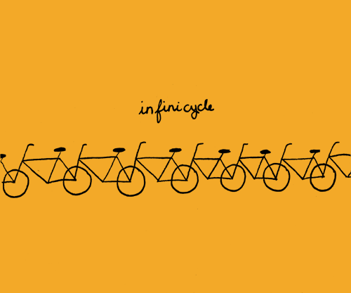 bikewith:  infinity bicycle
