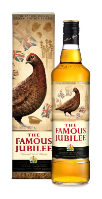 foodbev:  The Famous Jubilee Special Edition Reserve whisky