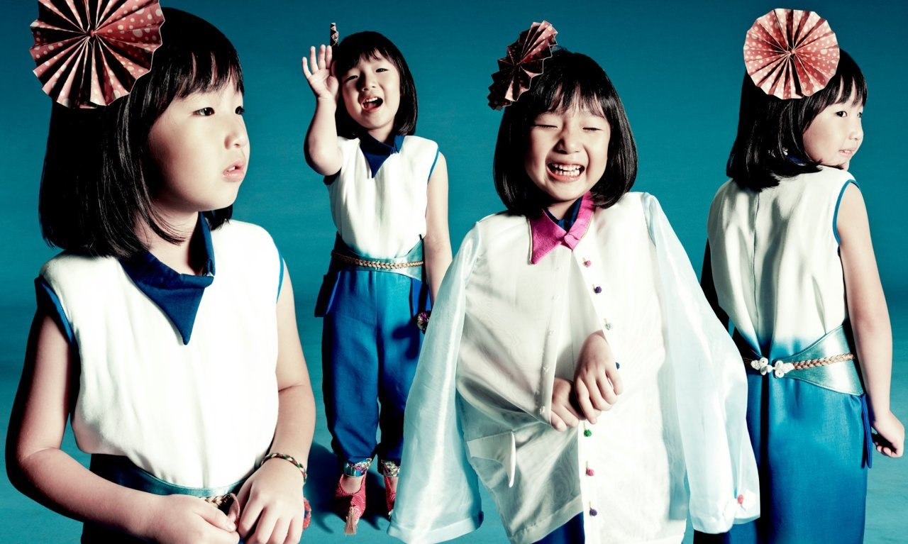 Fashion Campaign for YUAN YUAN by Nathalie Thery YUANYUAN is a kid's wear label formed by Linda Hao (China) and Yuko Miyahara (Japan). Inspired by the interpretation of the chinese letters YUANYUAN, the collection is created using Japanese and Chinese culture and art elements.  Details :FASHION SHOW5th April 2012 // 7.30pmVivo City Amphitheatre Level 3Free Admission // Free seatingEXHIBITION5th April // 5-10pm6&7 April // 10am-10pmVivo City Level 1Free Admission