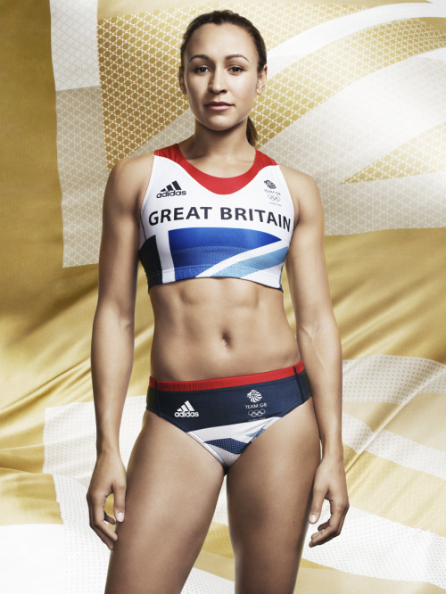 Stella McCartney for Adidas - Team GB - Jessica Ennis