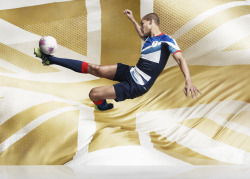 Stella McCartney for Adidas - Team GB - Jack Rodwell